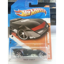 Hotwheels Batmobile The Batman 2011 Tarjeta Americana Ganalo