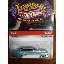 Hot Wheels, Serie Larrys Garage, Dos Modelos Diferentes