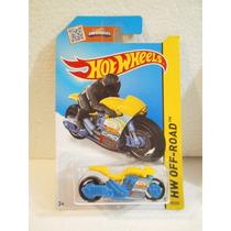 Hot Wheels Motocicleta Street Stealth Azul 83/250 2015