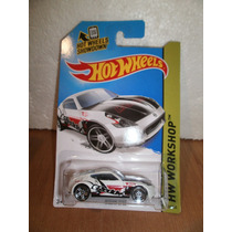 Hot Wheels Nissan 370z Blanco 249/250 2014