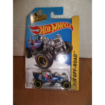 Hot Wheels Mountain Mauler Azul 103/250 2014