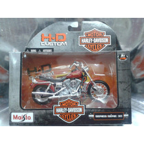 Maisto - Harley Davidson 1997 Fxdl Dyna Low Rider Del 2012
