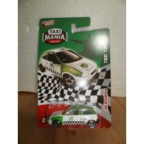 Taxi Mania Taxi Torreon Blanco/verde 1:64