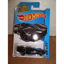 Hot Wheels Rev Rod Negro 125/250 2014