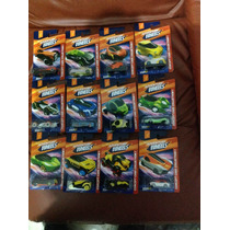 Adventure Wheels Set Completo Colección 1 (12 Autos)