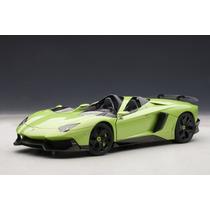Lamborghini Aventador J Auto A Escala De Colección