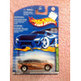 Hot Wheels Pontiac T.hunt 2001 Llantas De Goma