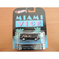 Hot Wheels Miami Vice Ferrari 365 Gts4
