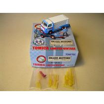 Nissan Caball Snake Motor De Tomica Limited Vintage 1:64