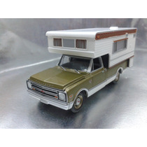 Greenlight - 1968 Chevrolet C10 Cheyenne Con Caja