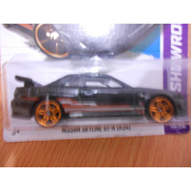 Nissan Skyline Gt-r (r34) - Hot Wheels - (color Negro)