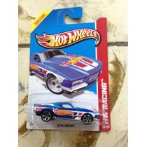 Hot Wheels Blvd Bruiser Azul