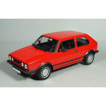 Vw Golf Gti Caribe Mk1 A1 Marca Welly