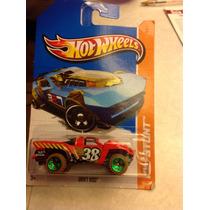 Hot Wheels Con Error Baja Truck Empacada En Blister De Drift