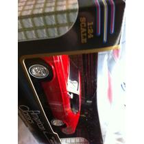 Mustang 1971 Fastback Escala 1:24 71 Mach 1 Rojo Nuevo