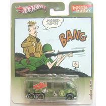 Hot Wheels Pop Culture 2012, Beetle Bailey, Gmc Motorhome