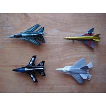 4 Aviones Militares Marca Maisto En 70.00 Cada Uno