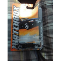 Matchbox Bmw Z4 Negro