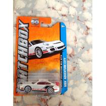 Matchbox 2007 Porsche 911 Gt3 Blanco