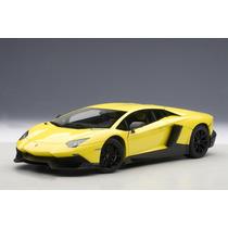 Lamborghini Aventador Lp720-4 50 Aniversario A Escala