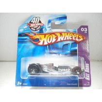 Hot Wheels Rat-ified Negro 127/172 2008 1:64