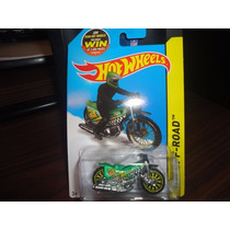 Hot Wheels Off-road Moto Tred Shredder