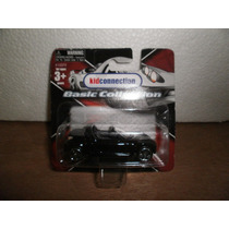 Kidconnection Smart Roadster Negro 1:64 Hm4