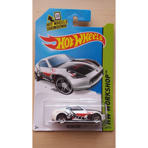 Nissan 370z Hot Wheels Die Cast 1/64