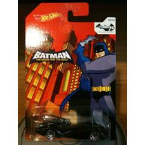 Batman The Brave And The Bold Batmobile Hw 75 Years Nuevo