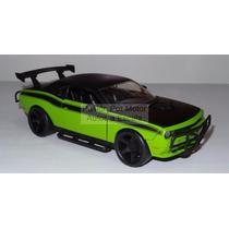 1:24 Dodge Challenger Srt8 Lety Fast & Furious Jada T 1/24
