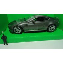 Aston Martin V12 Vantage Welly 1 / 24 Promoción, Ganalo...