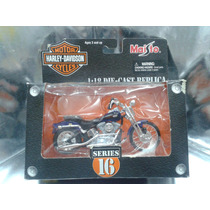 Maisto - Harley Davidson 1999 Fxsts Springer Softail De 2003
