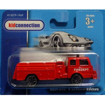 Camion De Bomberos, Maisto, Hot Wheels, Esc 1:64