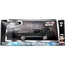 Sean´s 1967 Ford Mustang Rápido Y Furioso Fast & Furious