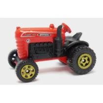 Crop Master, 62/120 Matchbox 2012, Tractor Granja, Rojo