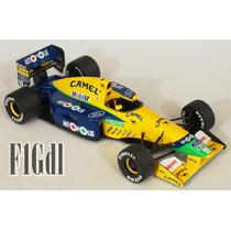 F1 Camel Benetton Ford B191 Michael Schumacher Año 1991