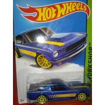 Hotwheels 65 Mustang 2+2 Fastback