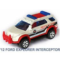 Equipo De Emergencia Matchbox 13, Bomberos, Ambulancia, Hm4