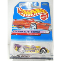Hot Wheels Power Pistons Morado Collect #690 1998 1:64