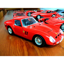1962 Ferrari Gto Coupe Red 1/18