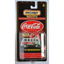 1967 Vw Transporter Minibus Combi Coca Cola Matchbox