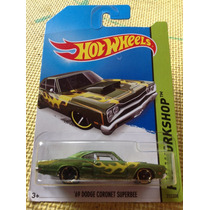 Hot Wheels 69 Dodge Coronet Superbee