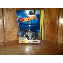 Batmobile Batman Hot Wheels Monster Jam Escala 1/64