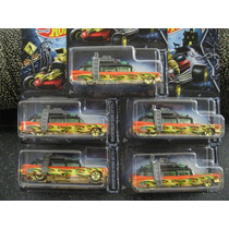 Ghostbusters Ecto-1 Hot Wheels 2014 Exclusivo Kroger