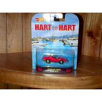 Ferrari Dino 246 Gts Hart To Hart Hot Wheels Escala 1/64