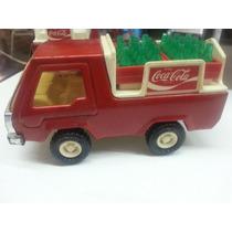 Camioncito Buddy L De Cocacola Hecho En Japon De Coleccion