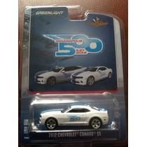 Greenlight 2012 Chevrolet Camaro Ss, 500 Millas Indianápolis