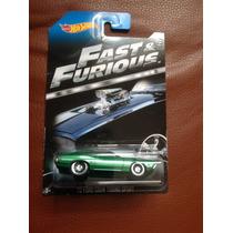 Hot Wheels Rápido Y Furiosos 72 Ford Gran Torino Sport. 5/8