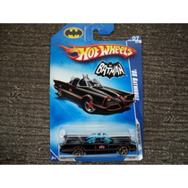 Hot Wheels Batman Batimovil 2010