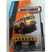 Matchbox Field Tripper (camión Escolar)